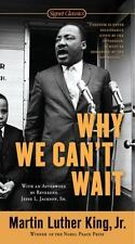 Why We Can't Wait (Signet Classics) King Jr., Dr. Martin Luther Paperback