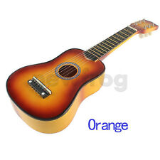 21 Inch Orange Ukulele Guitar Uke Small Guitar Children Musical Instrument Cheap