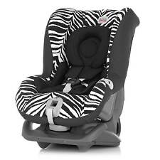 Britax First Class Plus Group 0/1 Car Child/Baby Seat Smart Zebra (Black/White)