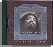 Marcos Loya - Love Is the Reason - New 1991 Spindletop Guitar CD!