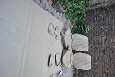 Sitzbezüge für die Vordersitze Mercedes SL R/W107, SLC beige