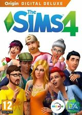 MEGA DEAL The Sims 4 (ORIGIN) Digital Deluxe FULL GAME Online Download PC/Mac