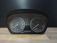 TACHOMETER + BMW 3er E90 E91 E92 320d + Original Tacho Diesel + 129tkm