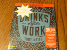 Toby Keith ACM Voter Request & Deluxe Zinepak Edition Drinks After Work CD