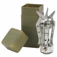 NDUR Compact Stove Survival Emergency Military Tactical Camping Cooking 22025