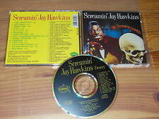 SCREAMIN JAY HAWKINS - FRENZY / EDSEL UK-CD 1989 (NIMBUS-CD)