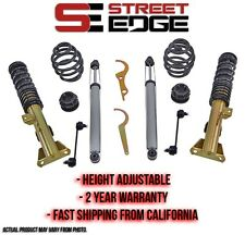 Street Edge Coilover Kit 6/92-98 BMW E36 318i/318is/323i/325is/328is Coilovers
