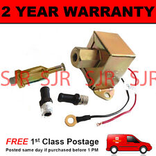 UNIVERSAL 12V FUEL PUMP FOR CAR VAN TRACTOR BOAT BRAND NEW