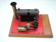 Bowman M135 Live Steam Engine 1928-1936 Single cylinder + lubricator & gearing