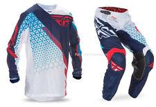 Fly Racing Kinetic Mesh Trifecta Jersey Pant Combo Set MX Riding Gear MX/ATV