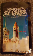 Freeze Dried Neapolitan ice cream - Mountain House SPACE FOOD Ration Pack