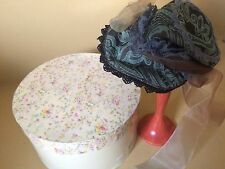 New Victorian Hat-Putting On The Ritz Stand in Box
