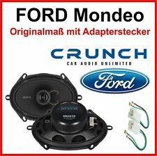 Ford Mondeo Lautsprecher vorne Türlautsprecher hinten Ford Mondeo Ersatz Boxen