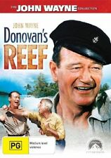 Donovan's Reef [ WIDESCREEN DVD ]  Region 4, Like New, Fast Next Day Post...7199