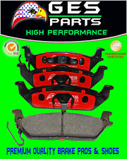 2005-2011 FORD F150 / 06-08 Lincoln Mark Premium Quality Rear Brake Pads D1012