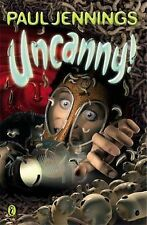 Uncanny!: On the Bottom; A Good Tip for Ghosts; Frozen Stiff; Ufd; Cracking Up;