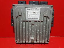 RENAULT CLIO 2 1.5 DCI CALCULATEUR MOTEUR ECU REF 8200206670 HOM 8200129063
