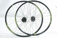 "26"" MTB 559 DP20 DUAL WALL ALEX RIM SHIMANO DEORE FH-M475 DISC BRAKE WHEELS"