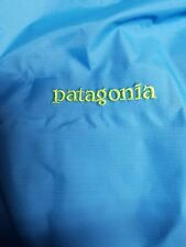 Mens Patagonia Super Cell Jacket XXL Blue and Green