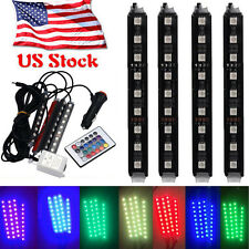 LED for Car Charge Interior RGB Light Accessories Foot ColorCar Decoration Light