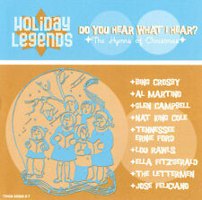 CD • Various Artists • Holiday Legends: Do You Hear What I Hear •