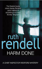 Harm Done: (A Wexford Case) by Ruth Rendell (Paperback, 2000)
