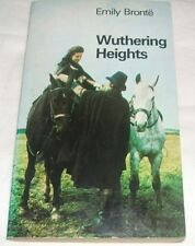 Emily Bronte - WUTHERING HEIGHTS WITH SELECTED POEMS - 1978