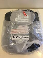SUPREME X North Face BIG HAUL BACKPACK BLACK SS17 in Hand Brand New TNF