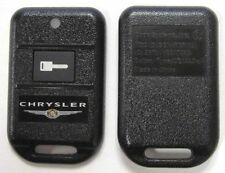 Chrysler key fob GOH PC MINI keyless remote clicker transmitter keyfob case ONLY
