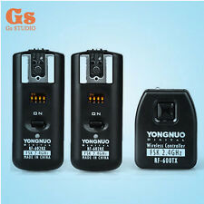 Yongnuo RF-602 2.4GHz Wireless Remote Flash Trigger for NIKON