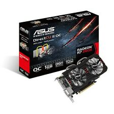 Video Card ASUS R7 260X 1GD5, PCI-EXPRESS 3.0, HDMI, scheda video DX12
