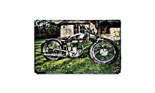 Fn M13 Motorbike A4 photo Retro Bike