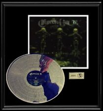 CYPRESS HILL RARE GOLD RECORD PLATINUM  DISC ALBUM FRAME
