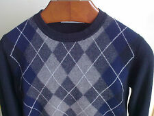 Pullover PRINGLE OF SCOTLAND,Made in Italy,BLACK-100%CACHEMIRE,it fits S/M-46/48