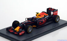 1:43 Spark Red Bull Racing RB12 Winner GP Spain Verstappen 2016