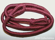 "Unissued British:""DULL CHERRY RAMC LANYARD"" (Royal Army Medical Corps, R.A.M.C.)"