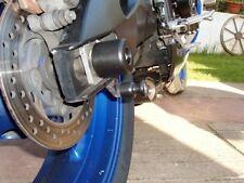 SUZUKI GSXR 600 750 1000 CRASH MUSHROOMS SLIDER REAR AXLE 2011 2013 L1 L2 L3 S5T