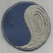 Book Of Dreams WW 1 US Army 29th Division Patch Inv# K955