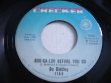 Bo Diddley Boo Ga Loo Before You Go / Wrecking my Love Life 1967 45rpm VG+