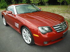 Chrysler: Crossfire 2 Door Coupe
