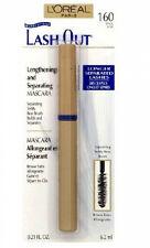 Loreal LASH OUT Lengthening and Separating Waterproof Mascara 160 BLACK