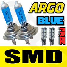 55W RALLY LIGHT BOOSTER OFF ROAD INTENSE BLUE XENON HEADLIGHT BULBS H7 12V 499