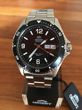 New! XL Orient Mako 2 II FAA02001B3 Automatic Watch Automatik Herren Taucher Uhr