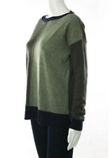 Autumn Cashmere Crew Neck Long Sleeve Sweater Size Extra Small