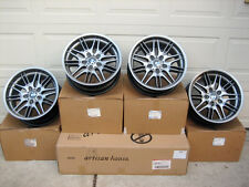 NEW BMW 18 Genuine E39 M5 OEM Factory BBS 65 Wheels E34 E31 E30 M3 E38 MZ3 M1 M6