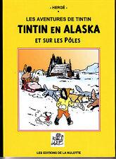 HOMMAGE A HERGE TINTIN EN ALASKA ET SUR LES PÔLES