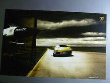 2005 Lamborghini Gallardo 560-4 Coupe Print Picture Poster RARE!! Awesome L@@K
