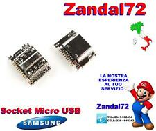 SPINOTTO DI RICAMBIO ORIGINALE MINI USB PER SAMSUNG GALAXY S3 i9300 MICRO USB