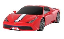 Rastar FERRARI Red 458 Speciale R/C 1:24 Officially Licensed - New in Box