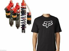 Elka Stage 3 Front  Rear Shocks Suspension Kit Honda TRX 450R 450ER Free T-Shirt